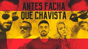 """¿Se puede considerar """"Antes facha que chavista"""" una parodia de la canción """"Antes muerta que sencilla"""" de María Isabel?"""